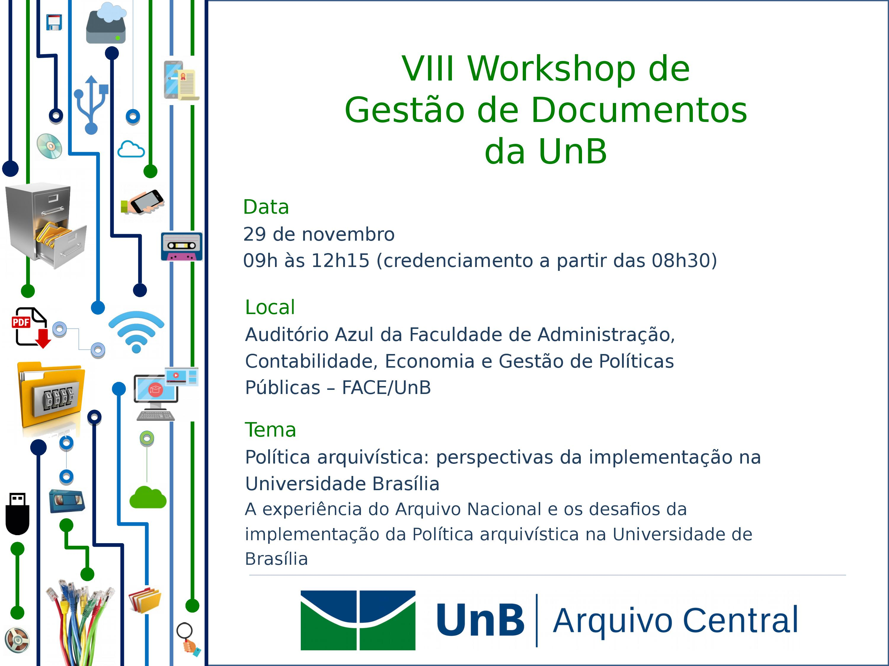 banner VIII workshop unb